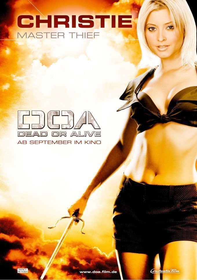 dead or alive film: